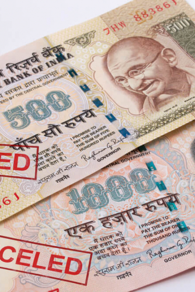 Betrayed By India: The Risks of Holding Onto Foreign Currency