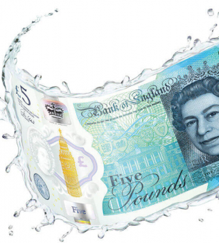 The New Fiver: Polymer Banknotes in the UK