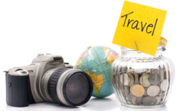 10 Tips for Travelling with Money